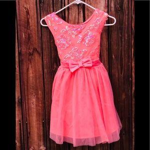 Zunie dress for girls